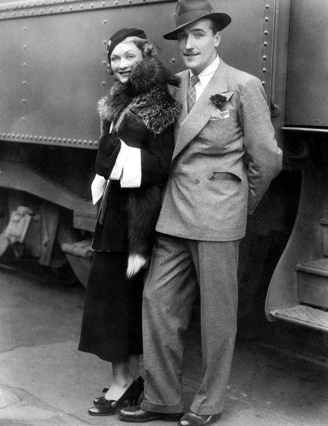 Constance Bennett & Henry De La Falaise....she captured ...