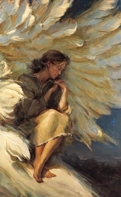 Daniel F. Gerhartz, In The Shadow Of Your Wings
