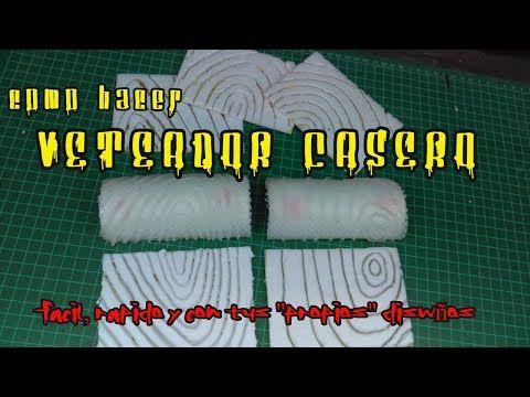 Como Hacer Veteador Para Imitar Madera Facil Casero Paso A Paso 2020 Youtube Como Hacer Madera Paso A Paso