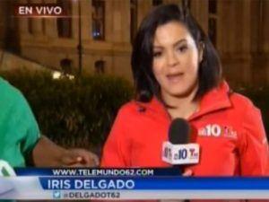 Video: Brutal ataque a reportera de Telemundo mientras transmitía en vivo