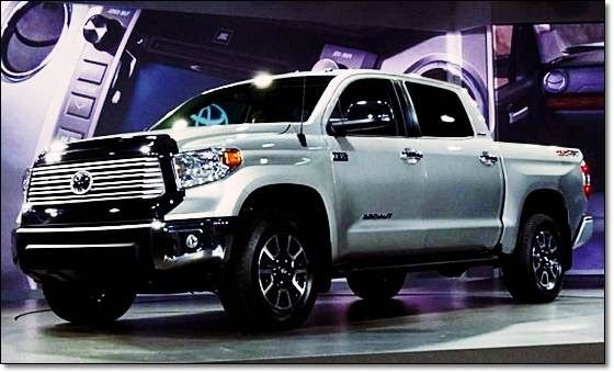 2018 Toyota Tundra Concept New | TOYOTA CHANGES
