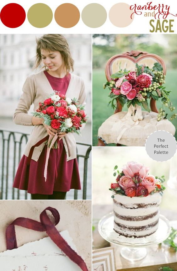 Color Stories Cranberries And Colors On Pinterest