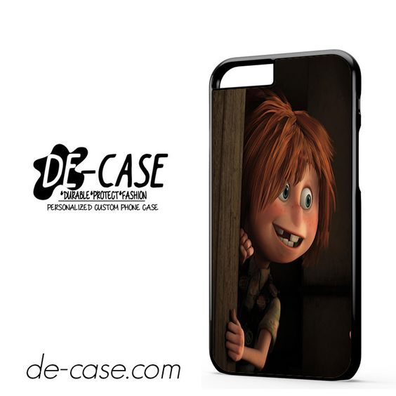 Disney Up Movie Carl And Ellie Young DEAL-3445 Apple Phonecase Cover For Iphone 6 / 6S