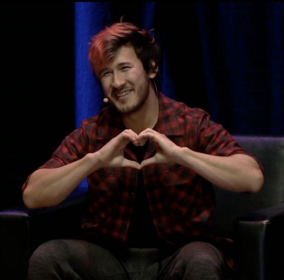 """Markiplier's """"Panel with friends"""" at PAX West in Seattle, WA 2016"""