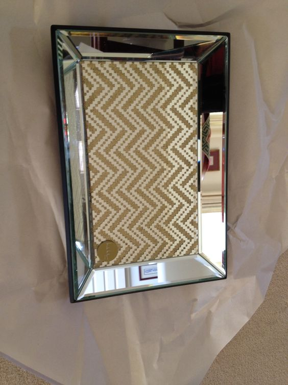 Nicole Miller vanity tray from Home Goods | Apartment? | Pinterest ...