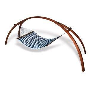 I need a hammock stand... and a hammock.