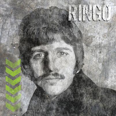 CONCRETE RINGO - BEATLES » Leo Romeu