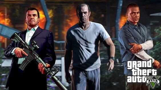 GTA Grand Theft Auto Wallpaper