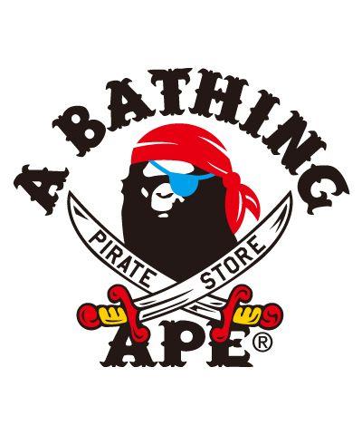 海賊風A BATHING APE