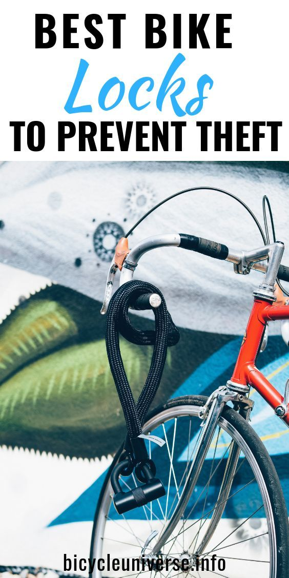 Preventing Bicycle Theft With A Lock And Others With Images