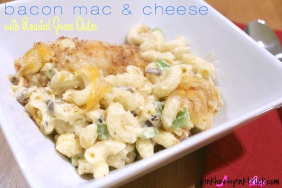 Love Roasted Hatch Green Chiles? How about Mac & Cheese? Then you'll ...