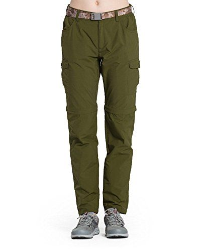 Climbing-Women's Lightweight Breathable Convertible Cargo Pants ...