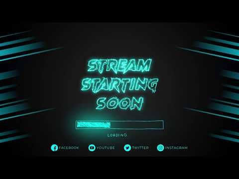 Placeit Twitch Overlay Maker For A Stream Starting Soon Message Overlays Twitch Streaming