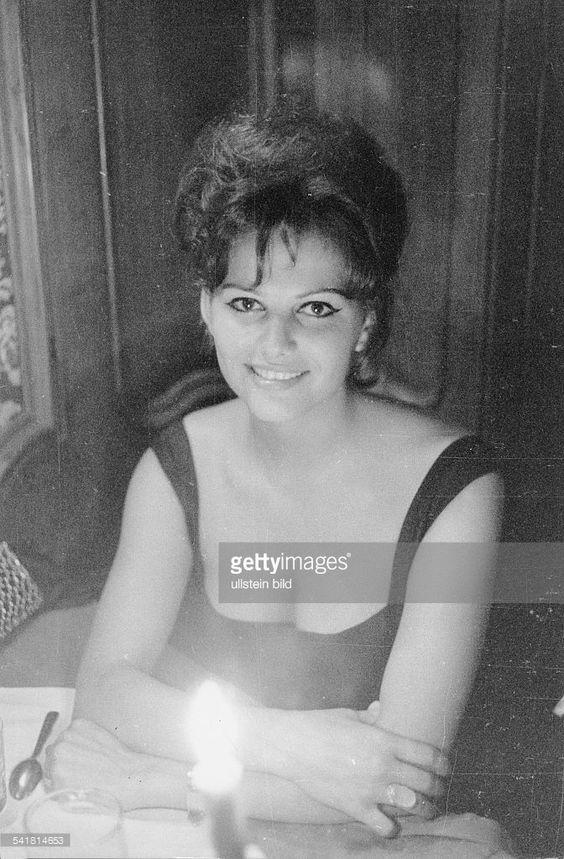 Schauspielerin, ItalienPortrait- 1966