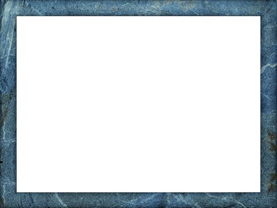 Border PNG File Transparent Background