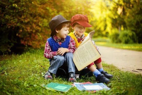 9 Ways to Get Your Child Reading Beyond Books – WriterMariecor.com