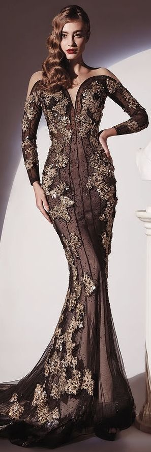 Dany Tabet Couture ~Latest Luxurious Women's Fashion - Haute Couture - dresses, jackets. bags, jewellery, shoes etc