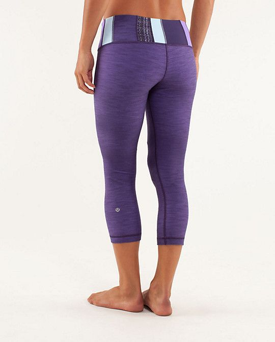 Lululemon Wunder Under Crops... Best Workout Clothes Ever! | Fitness Fashion | Pinterest ...
