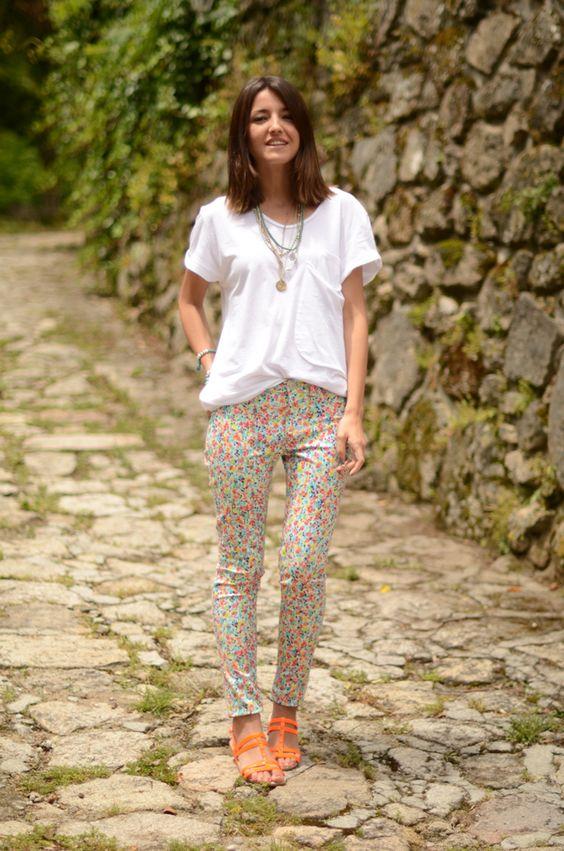 Summer pants.