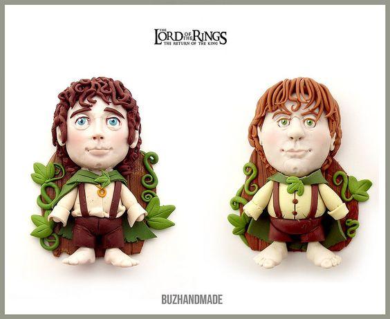 Sam and Frodo   Flickr - Photo Sharing!