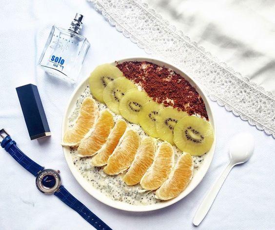 Mách bạn thực đơn cho buổi sáng healthy và giảm cân tốt!