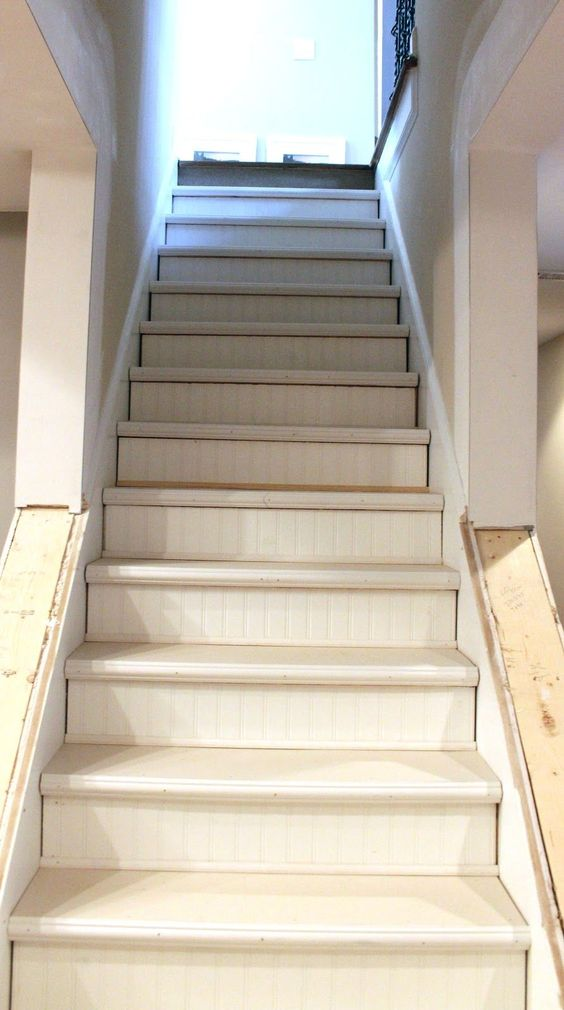 Best My Enroute Life *Gly Basement Stairs Update Man S Space 400 x 300