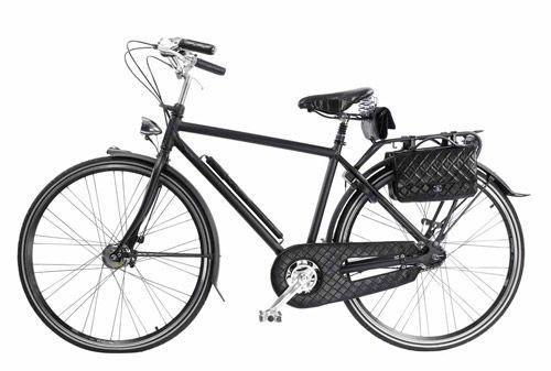 Bicicleta da Chanel