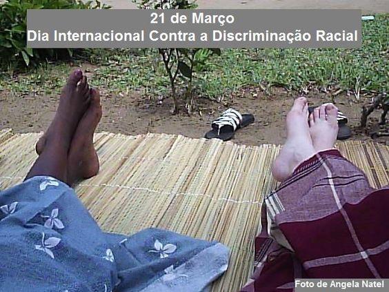 21 de Março: Dia Internacional Contra a Discriminação Racial!  Mais fotos de Moçambique em: https://www.facebook.com/media/set/?set=a.288136431325590.1073741830.137128436426391&type=3…