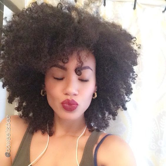 how to style afro curly hair the shape cut of hair around the way curls 2135 | 3658e9c06d2c1a13573329de5db10da3