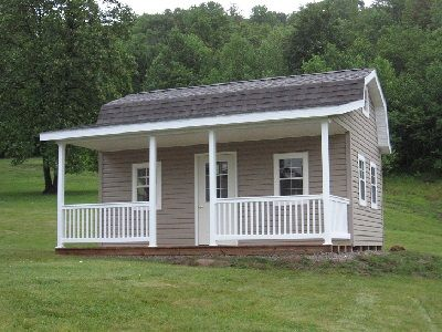 Gambrel Cabins For Sale In Ohio Amish Buildings We