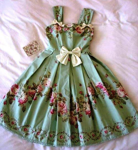 Romantically vintage