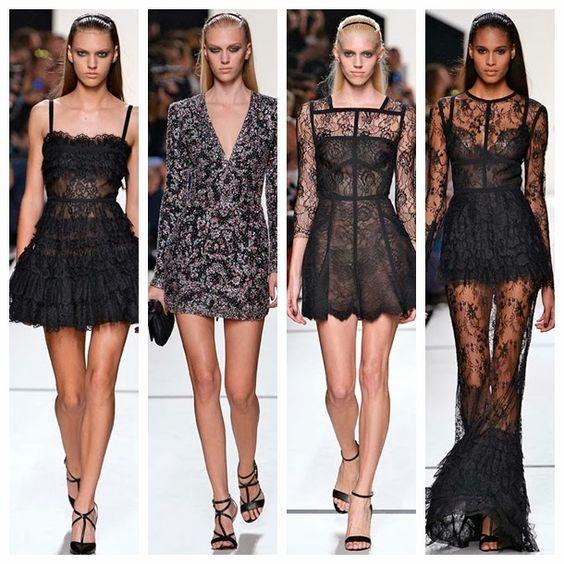 Semana de Moda em Paris!
