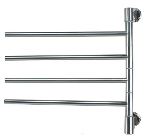Amba Products Towel Warmer J-D004 P Jack D004 - Polished