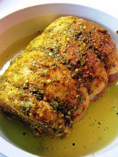 Dragon's Kitchen: Portuguese Roast Pork Loin