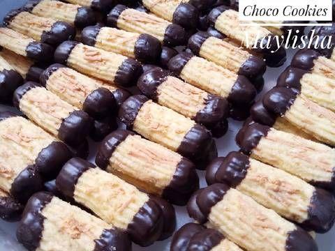 Resep Sweet Cheesy Choco Cookies Oleh Maylisha Resep Resep Kemasan Kue Kering Resep Biskuit