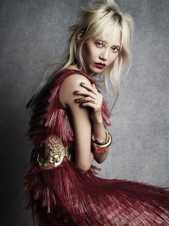 Soo Joo Park by Victor Demarchelier for Vogue Japan April 2014 5