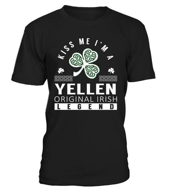 YELLEN Original Irish Legend