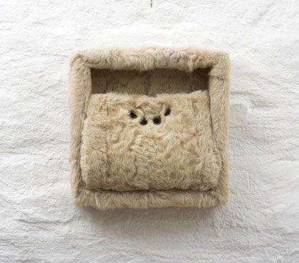 Tasche mit eigenem Haus # 101268   Astrid Jansen