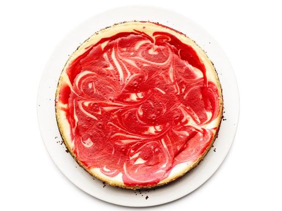 Top-Rated Red Velvet Cheesecake #RecipeoftheDay