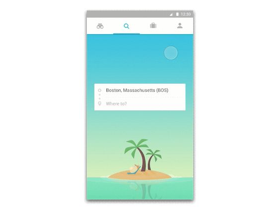 @MaterialUp : Android Search Transition   User interface by @pantelisak  https://t.co/IxbVYEjOSd https://t.co/NZ9EmKi9Xd