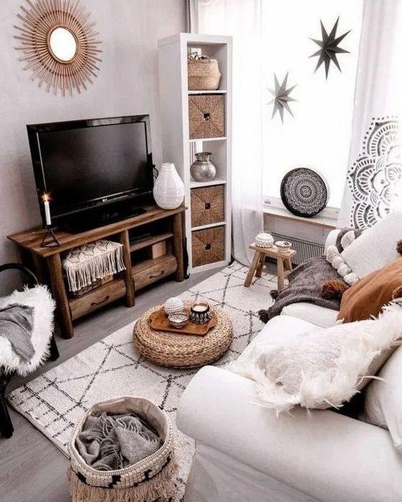 25+ Rustic Home Decor Ideas That Will Inspire You This Year #homedecoration #homedecorideas #rustichomedecor » Beneconnoi.com