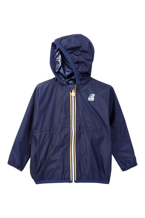 Claude Klassic Windbreaker Jacket (Baby, Toddler, Little Kid ...
