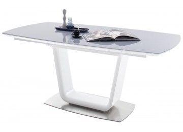 Esstisch Xander Hochglanz Weiss Grau Ca 180 230 X 95 Cm Jetzt Bestellen Unter Https Moebel Ladendirekt De Kueche Und E Esstisch Tisch Esstisch Ausziehbar