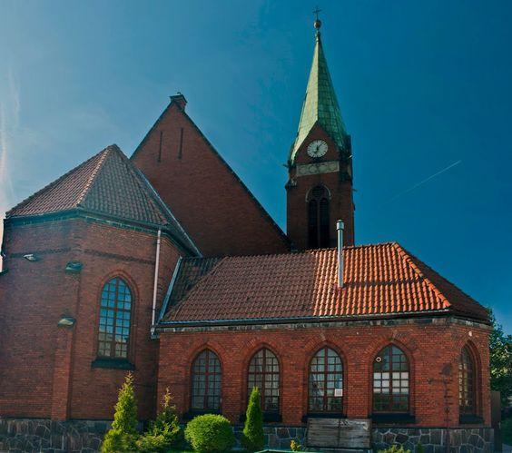Rosenau Kirche  - Храм Покрова Пресвятой Богородицы.