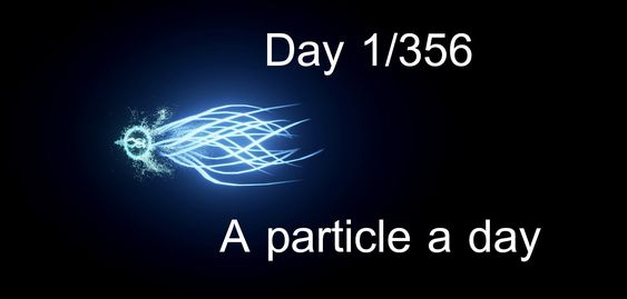 [UE4] -CurveBeam- Luos's A Particle A Day For A Year! 1/356