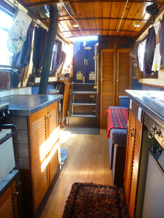 Narrow Boat Boats And Ceilings On Pinterest