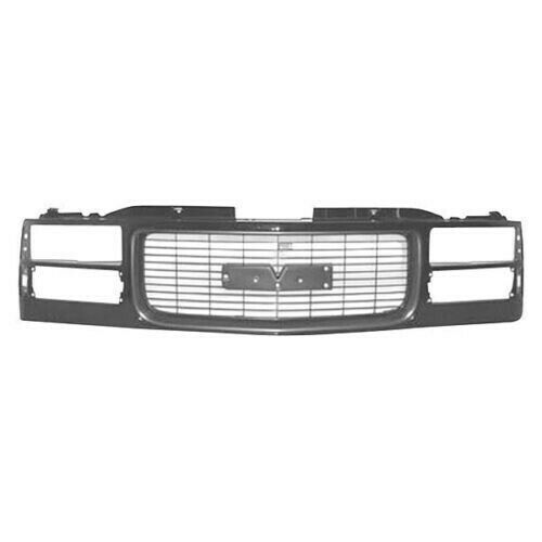 Details About New Grille Front For Gmc C2500 1994 2000 Gm1200357 12375422 Pickup 2 4 Door With Images Gmc Ebay Grilles