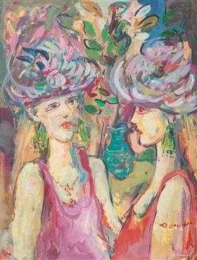 Conversation - Ligia Macovei