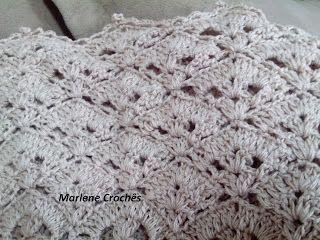 Vestido de Crochê Mirela! ~ Marlene Crochês