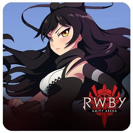 Rwby Amity Arena Character Portrait Rwby Anime Rwby Rwby Fanart